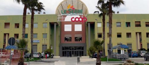 Albenga: centro commerciale Le Serre-Ipercoop.