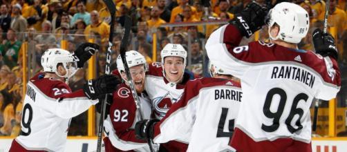 Colorado quiere dar la campanada al eliminar al equipo con más puntos en la temporada regular. NHL.com.