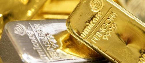 Dos importantes metales preciosos, el oro y la plata