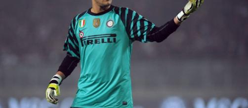 Julio Cesar chiude la sua carriera.E' rimasto 7 anni all'Inter.