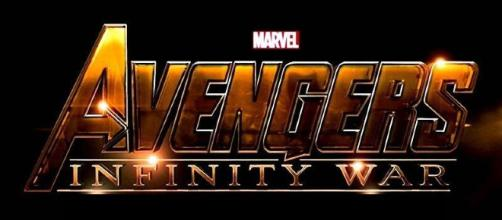 Logo de Avengers Infinity War próxima a estrenarse