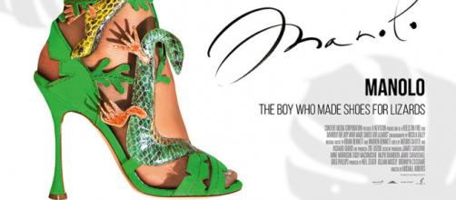 ''Manolo: The Boy Who Made Shoes for Lizards'' (2017) conta a história do estilista espanhol Manolo Blahnik