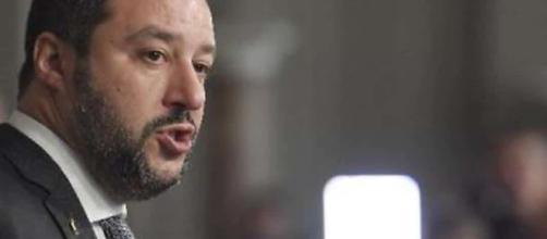 Matteo Salvini sempre in attesa di formare un governo