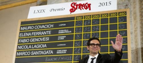 """Premio Strega 2015: trionfa Nicola Lagioia con """"La ferocia ... - noteverticali.it"""