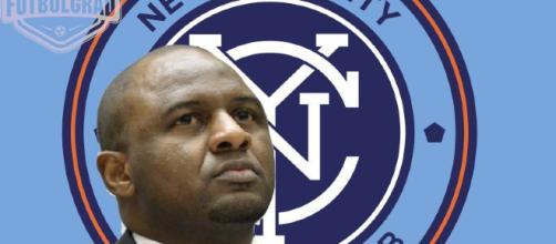 Puede Patrick Vieira liderar el New York City FC a Glory en 2018. - futebolcidade.com
