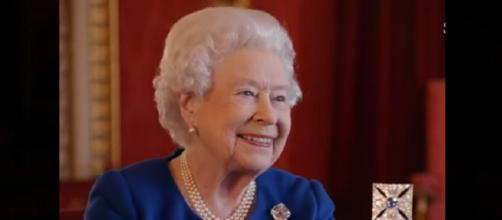 Queen Elizabeth's 92nd birthday will be a bittersweet one. [image source: Entertainment Tonight - YouTube]