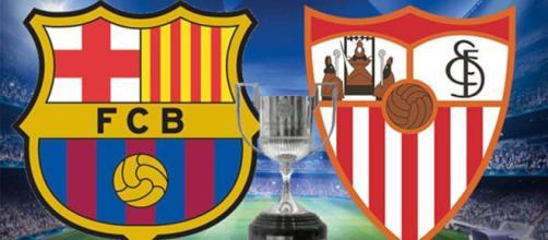 Sevilla x Barcelona ao vivo neste sábado (21)