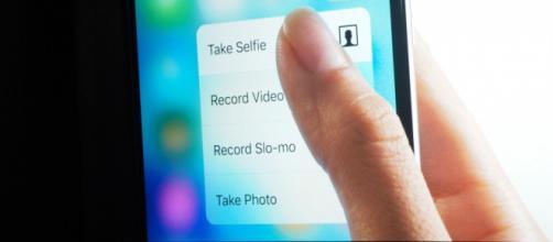 La tecnologia 3D Touch non pare entusiasmare gli utenti Apple