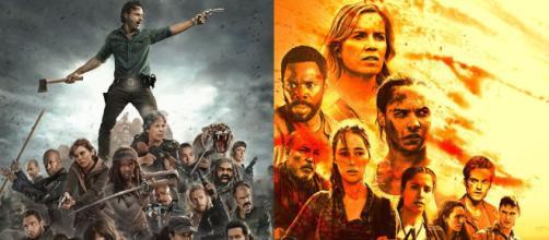 The Walking Dead Crossover Happening in Season. - pinterest.com