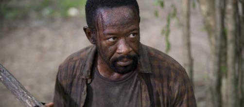 The Walking Dead Here's Not Here Recap: Eastman Teaches Morgan in ... - variety.com