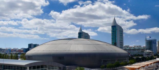 Altice Arena onde decorreu a Eurovisão 2018