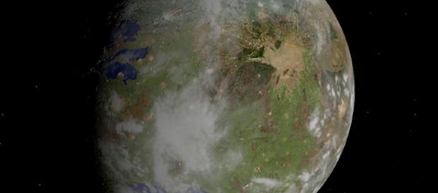 An Artist's rendition of Nibiru: (Image via NASA/Wikimedia Commons)