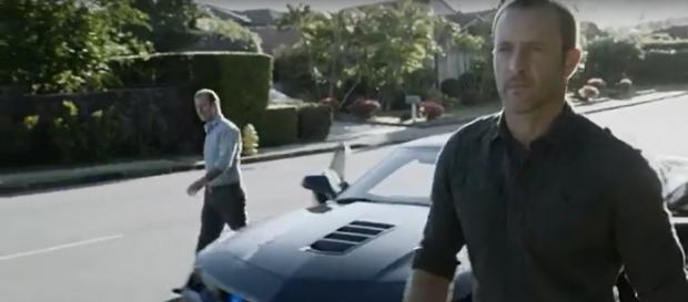 An easy day's duty turns into a swashbuckling chase on 'Hawaii Five-O' this week. [image source: TVpromos - YouTube]