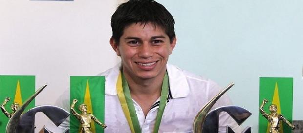 Conca segue sendo cogitado no Fluminense (Foto: Reprodução/Sportv)