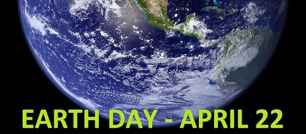 Do your part on Earth Day, April 22. [Image source: TheOriginalSoni - Wikimedia commons]