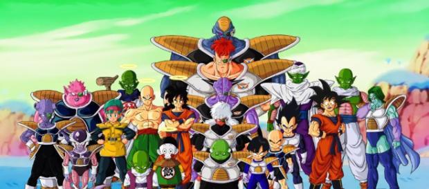 Ribet un personaje del anime de Dragon Ball