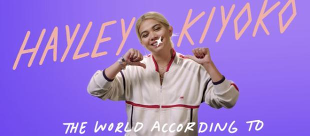 Hayley Kiyoko: Singer, dancer, song writer, and actress. - [Vevo / YouTube Screencap]