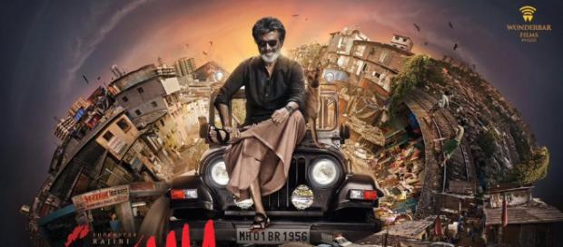 Kaala release date announced ... (Image via hindustantimes/Youtube)