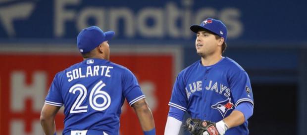 Los Blues Jays han iniciado de gran manera la campaña. MLB.com.