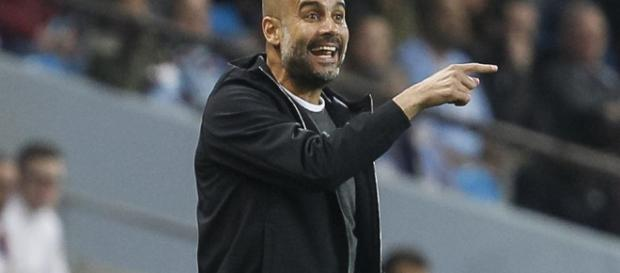 Manchester City de Guardiola, campeón de la Premier League.