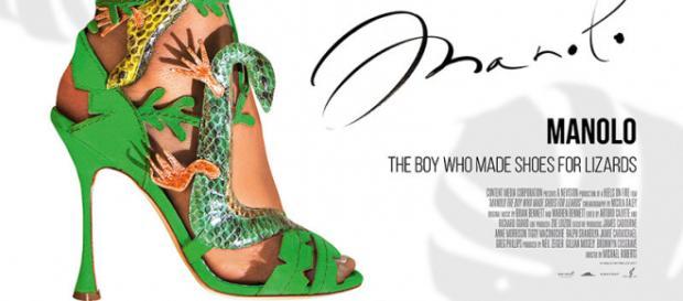 ''Manolo: The Boy Who Made Shoes for Lizards'' (2017) conta a história do estilista espanhol Manolo Blahnik