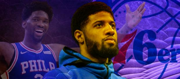 Paul George likes the idea of joining forces with Joel Embiid on the Sixers – [image credit: Deviant Art Jusiko/Flickr]