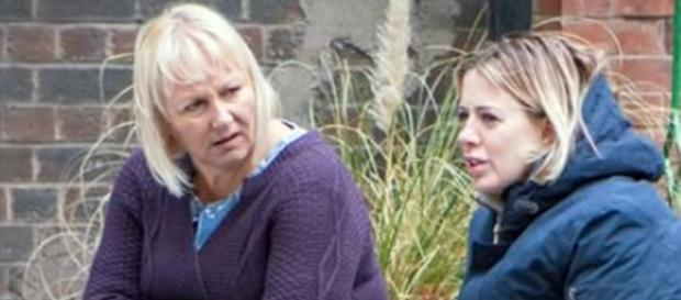 Who is stalking - Image credit Coronation Street via Radio Times | YouTube