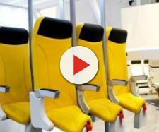 Aerei: sedili come selle dei cavalli per i voli low cost in ultima classe