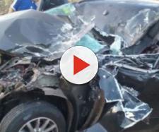 Tristeza: cantora morre no auge em acidente de carro em Salvador