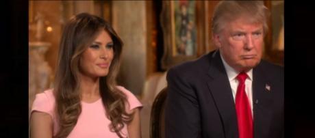 Trump's early birthday present for Melania leaves critics stunned. Photo: ABC News Youtube Screenshot