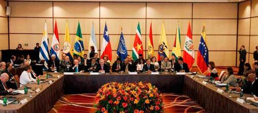 Argentina y otros 5 países anuncian que se retirarán indefinidamente de UNASUR