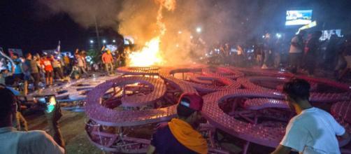 Aumenta la tensión en Nicaragua en la cuarta jornada de protestas
