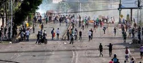 Continúan los hechos de protesta y la represión militar en Nicaragua