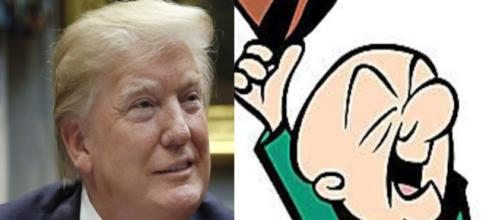 Donald Trump, Mr. Magoo, via Twitter