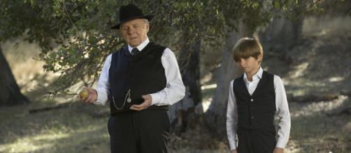 Dr. Robert Ford. - [Image via Westworld Best Scenes / YouTube screencap]