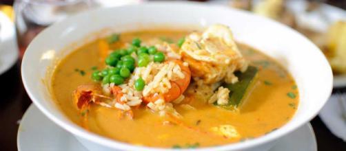 El chupe de camarones es un plato que que se prepara en las varias ... - pinterest.es