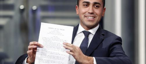 Il contratto di governo del Movimento 5 stelle