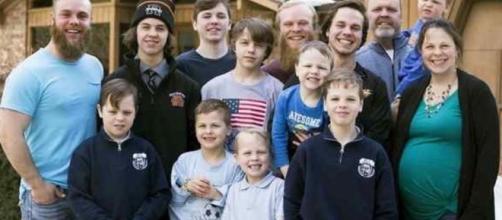 Increíble: tienen 14 hijos, ¡todos varones! - clarin.com