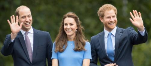 Prince Harry reportedly almost ruined his brother's wedding after pulling a prank. - [Image via watchJojo/YouTube screenshot]