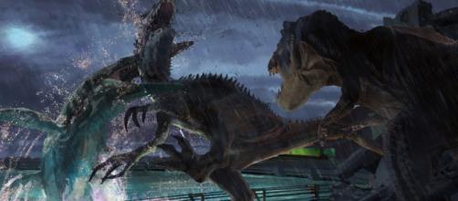 Revelan la primera imagen de Jurassic World 2.