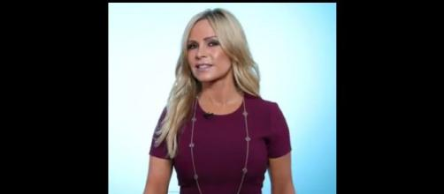 Tamra Judge, reality star of 'Real Housewives of Beverly Hills.' [image source: Free Travel - YouTube]