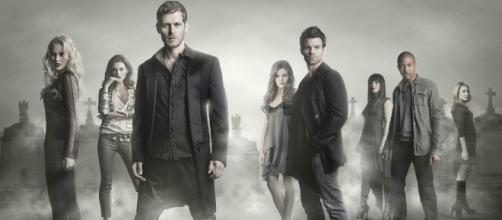 The Originals la serie de CW y sus personajes.