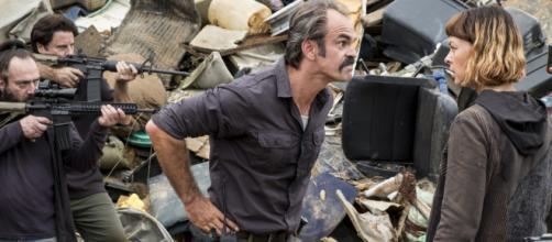 The Walking Dead cae a sus datos de audiencia más bajos desde 2010.
