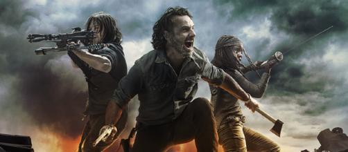 The Walking Dead surgen rumores sobre los susurradores.