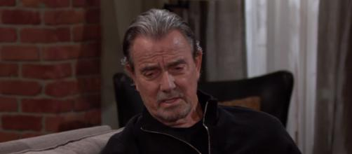 Victor wants to know the truth despite efforts to keep it buried. [image source: The Young and the Restless - YouTube]