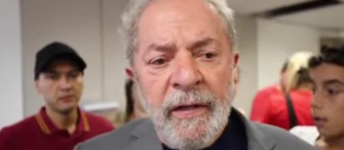 Vídeo inédito de Lula momentos antes de ser preso é divulgado.