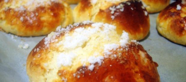 Bollos suizos, receta tradicional | El Tigre - eltigre.es