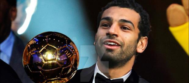 FOOT: Mohamed Salah Ballon d'Or Africain 2017 - IvoireFlow - ivoireflow.com