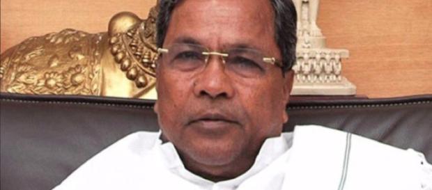 Karnataka chief minister Siddaramaiah [Image credit: APN/Twitter]