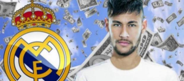 Mercato : Un coup de pression sur Neymar pour rejoindre le Real Madrid ?